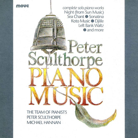 Peter Sculthorpe: Piano Music