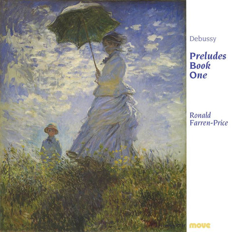 Debussy Preludes Book One
