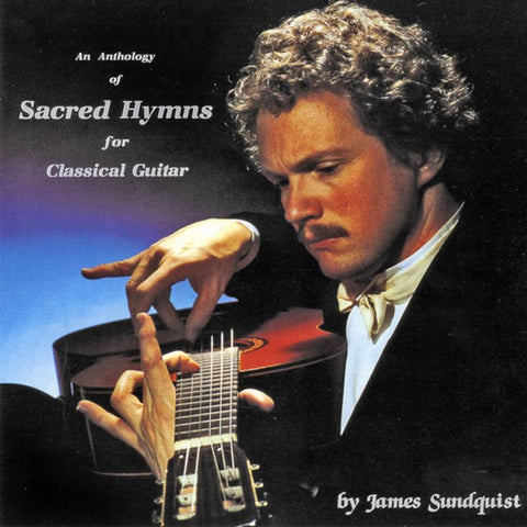 An anthology of sacred hymns for classical guitar