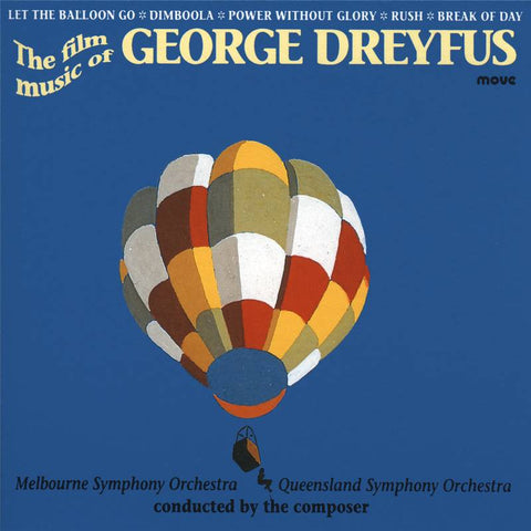 The Film Music of George Dreyfus, Volume 1