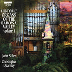 Historic Organs of the Barossa Valley, Volume 1