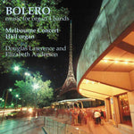 Bolero – music for organ 4 hands