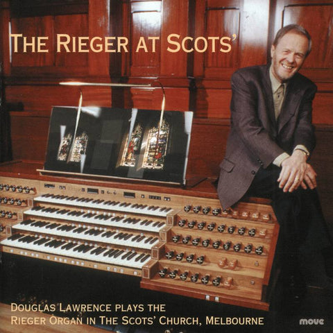 The Rieger at Scots'