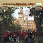 The Choir of Ormond College LIVE