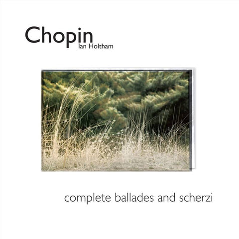 Chopin Complete Ballades and Scherzi