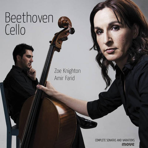 Beethoven Cello [2CD]
