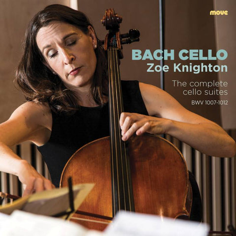 Bach Cello [2CD]