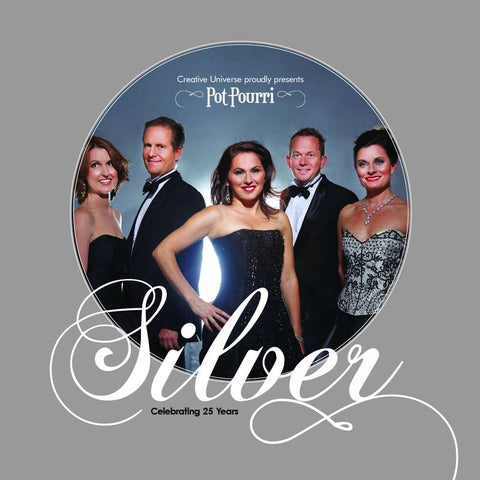 Silver - Celebrating 25 Years