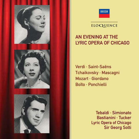 An Evening at the Lyric Opera of Chicago