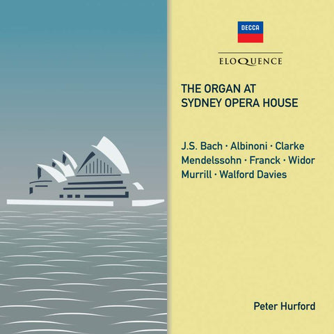 The Organ at Sydney Opera House [CD]