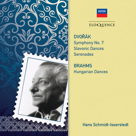 Schmidt-Isserstedt conducts Dvorak and Brahms