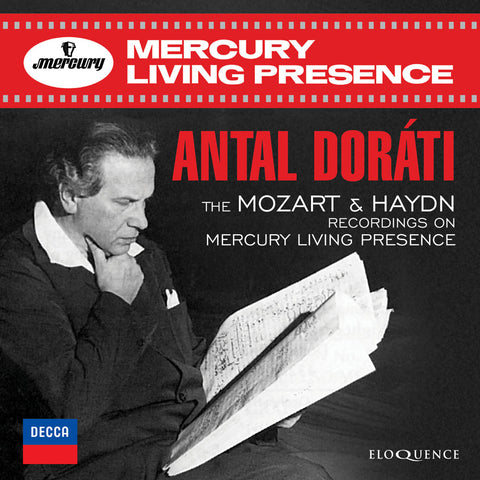 Dorati - Mozart and Haydn on Mercury