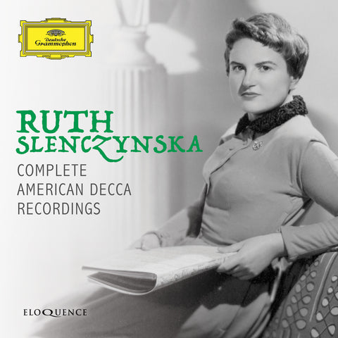 Ruth Slenczynska - American Decca Recordings [10CD]
