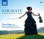 Sarasate - Complete Music for Violin and Orchestra