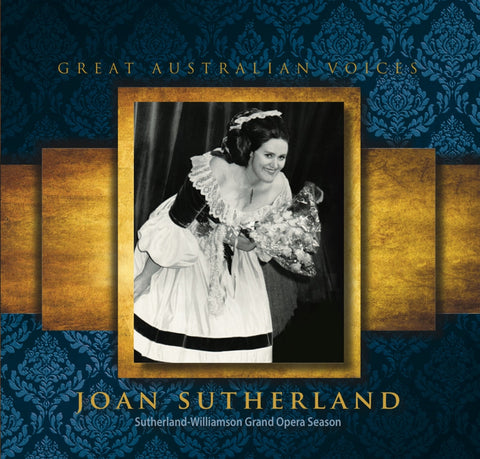 Great Australian Voices - Joan Sutherland [4CD)