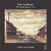 Sculthorpe - Complete String Quartets Vol 2