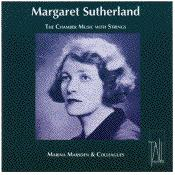 Margaret Sutherland - Chamber Music for Strings