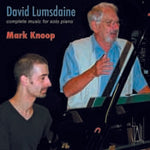 David Lumsdaine: Complete Music for Piano