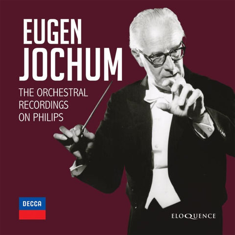 Eugen Jochum Orchestral Recordings on Philips