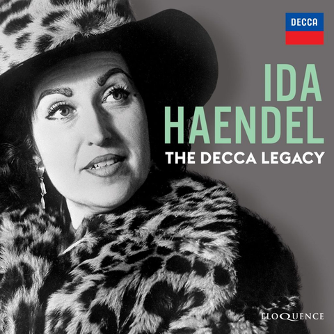 Ida Haendel - The Decca Legacy [6CD]