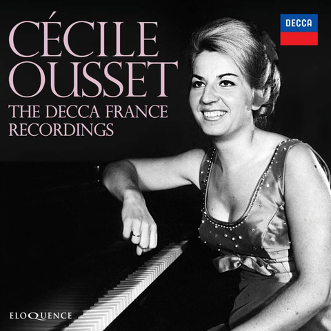 Cecile Ousset - The Decca France Recordings [7CD]