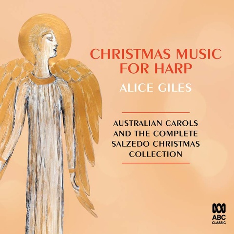 Christmas Music for Harp
