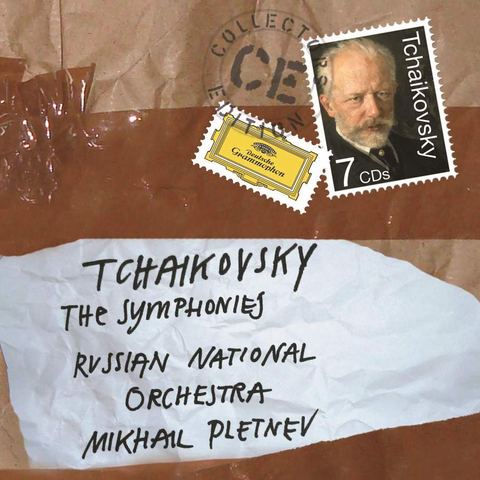 Tchaikovsky: The Symphonies & Tone Poems [7CD]
