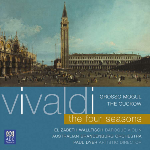 Vivaldi Four Seasons - Elizabeth Wallfisch