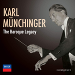 Karl Münchinger - The Baroque Legacy [8CD]