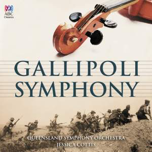 Gallipoli Symphony [CD]