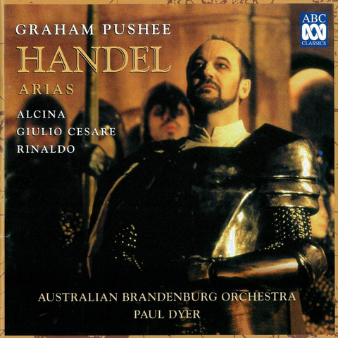 Handel Arias - Graham Pushee