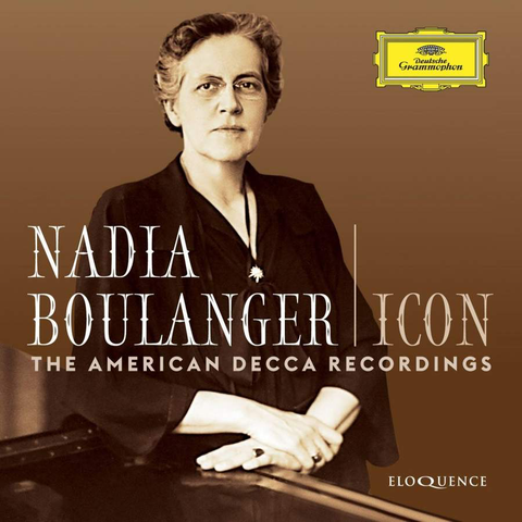 Nadia Boulanger - Icon [5CD]