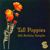 Tall Poppies 10th Birthday CD