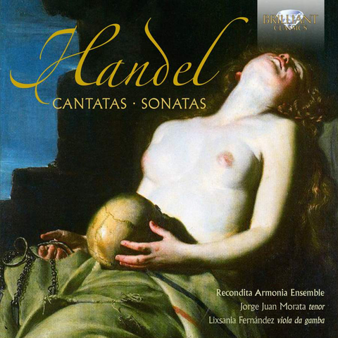 Handel: Cantatas and Sonatas