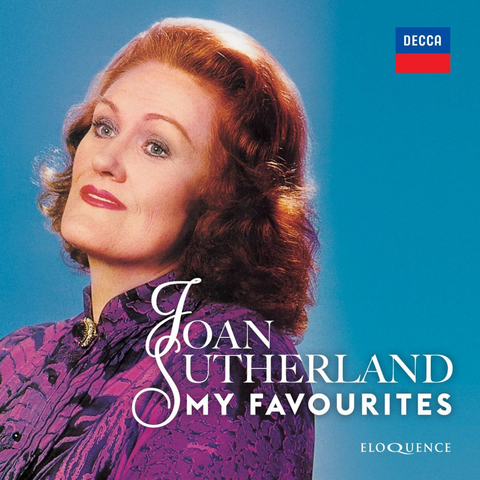 Joan Sutherland – My Favourites