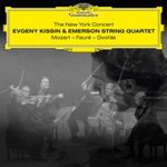 The New York Concert - Evgeny Kissin & Emerson Quartet
