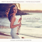 Island Songs - Amy Dickson [CD]
