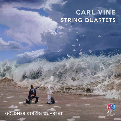 Carl Vine String Quartets