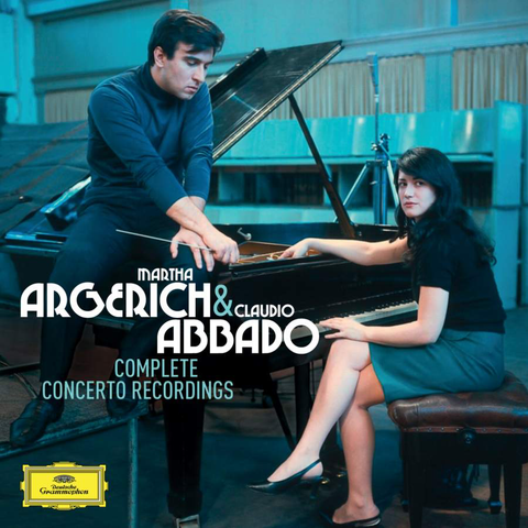 Argerich and Abbado Complete Concerto Recordings [5CD]