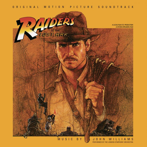 Raiders of the Lost Ark OST