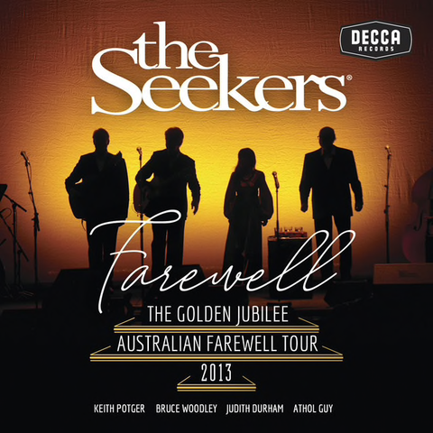 The Seekers Farewell [CD]