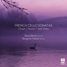French Cello Sonatas