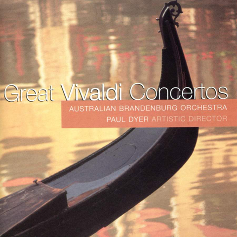 Great Vivaldi Concertos - ABO