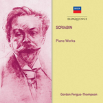 Scriabin Piano Works [5CD]