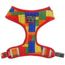 Load image into Gallery viewer, Blocktastic Adjustable Dog Harness