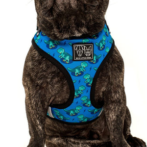 Rawr Adjustable Dog Harness