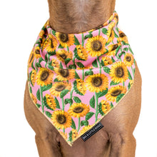 Load image into Gallery viewer, You Are My Sunshine Neckerchief