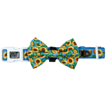 Load image into Gallery viewer, Hello Sunshine Collar and Bow Tie