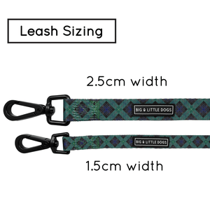Green With Envy Leash