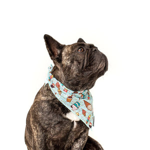 Ice Cream Sundayze Neckerchief